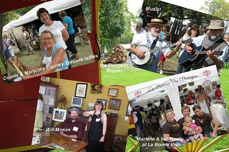 CL fair 2009 collage edit