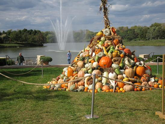 Pumpkin tower chicago
