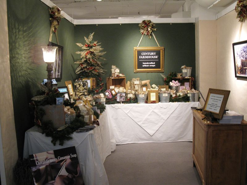 Ooak booth after 2010