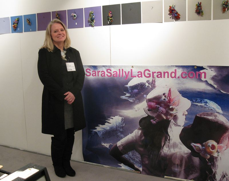 Sara sally la grand ooak
