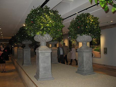 CBG AGF main lobby
