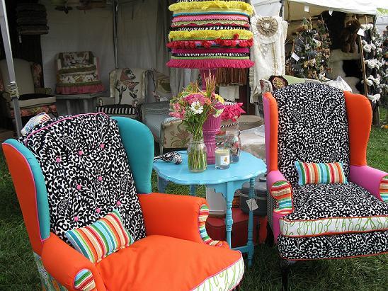 A fun and funky chair CL Fair Ohio