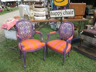A fun and funky chair CL Fair Ohio 2