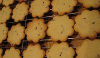 Lavender cookies.web